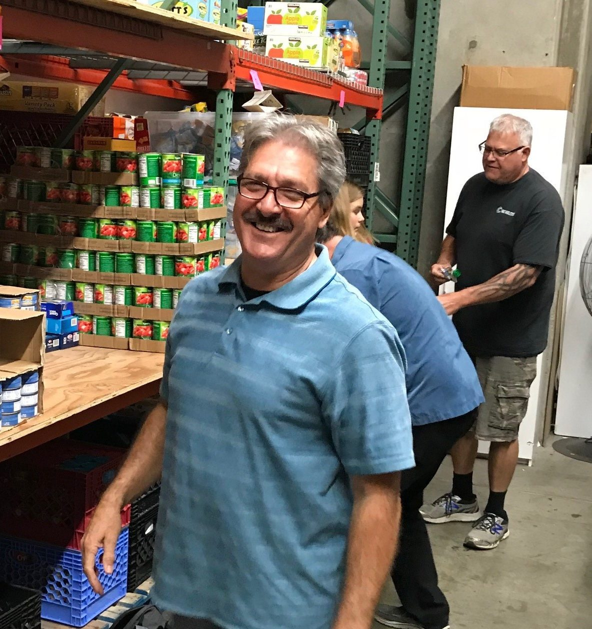 Purchase a Pallet of Food - Got Your Back, San Diego